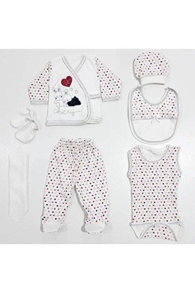 bebegen Chery Laci 7 Li Bebek Hastane Çıkış Seti