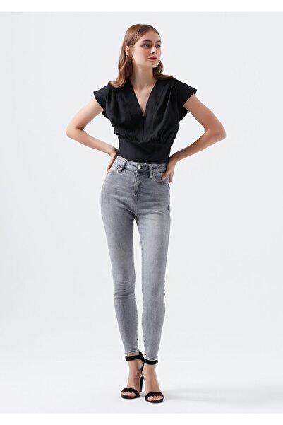 Mavi Kadın Gri Jean Pantolon
