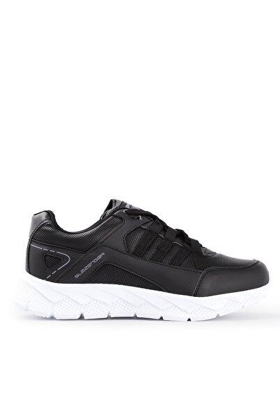 Slazenger Karman Koşu & Yürüyüş Kadın Ayakkabı Siyah / Beyaz