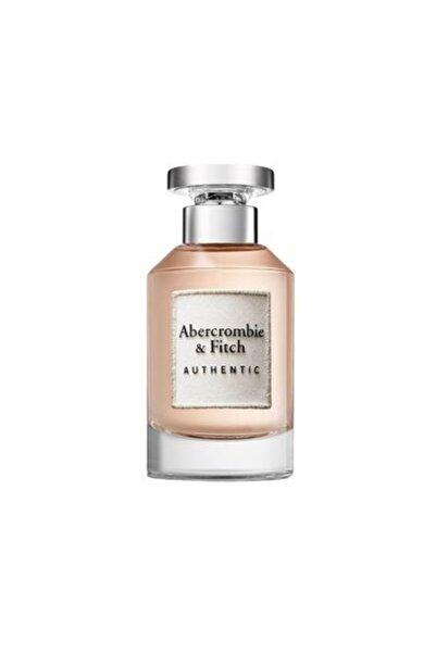 Abercrombie & Fitch Authentic Edp 100 ml Kadın Parfüm 85715166517