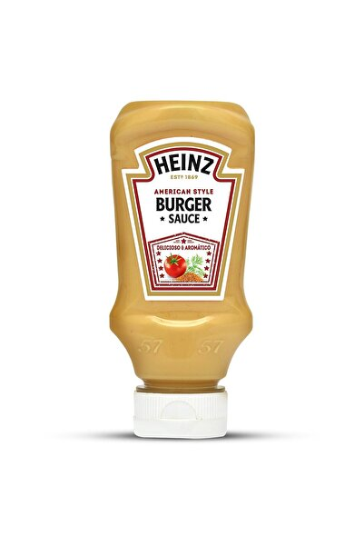Amerikan Burger Sosu 235 gr