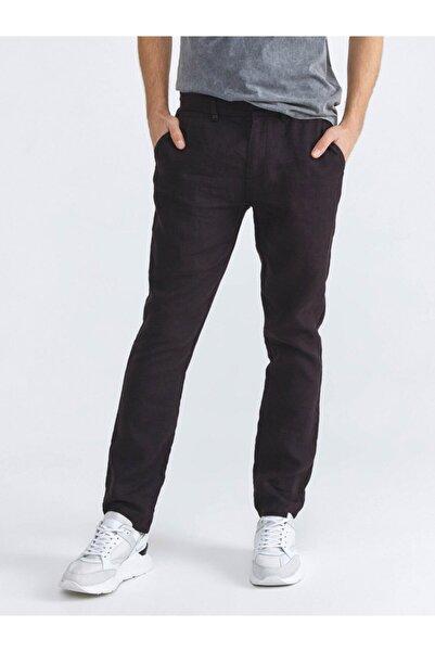 Xint Erkek Siyah  Slim Fit Pantolon