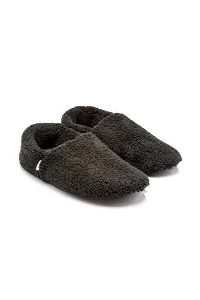 Twigy Tt1200 Cool Siyah Erkek Kışlık Ev Ayakkabısı