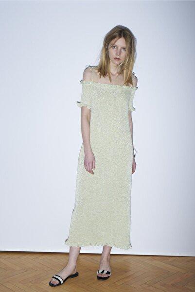 House of OGAN Kadın Pembe Magic Dress