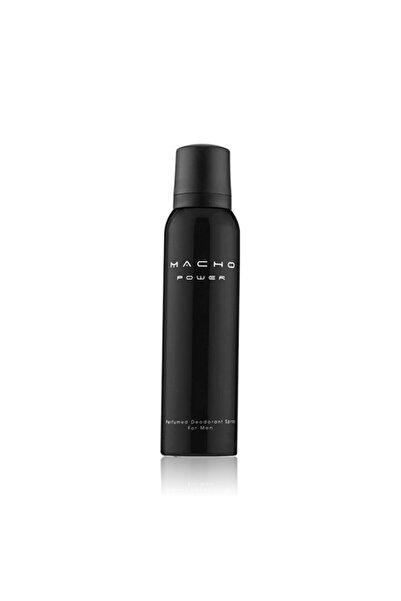Huncalife Macho Power 150 ml  Erkek Deodorant