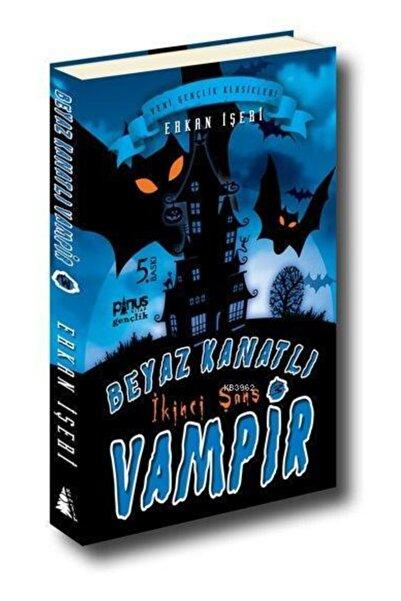 Pinus Kitap Beyaz Kanatlı Vampir 3 İkinci Şans