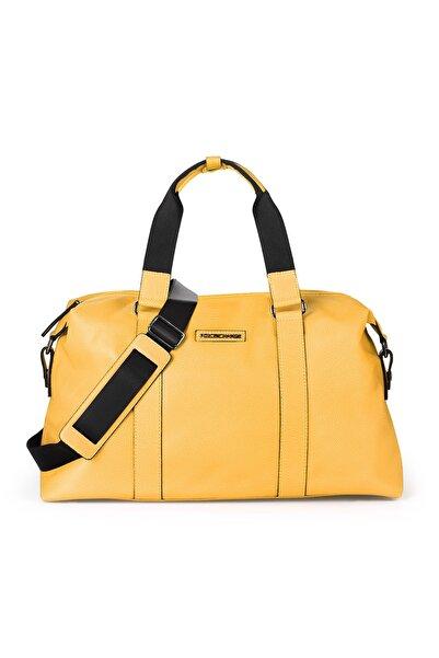 Polo Exchange Kadın Sarı Omuz  Çanta