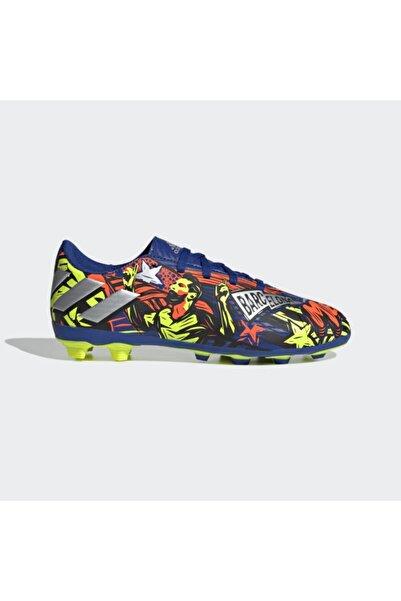 adidas Erkek Çocuk Mavi Eh0598 Nemeziz Messi Fxg Halı Saha Kramponu