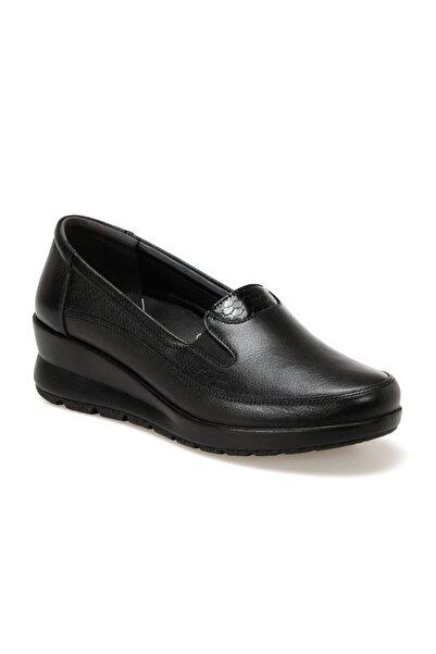 Polaris 5 Nokta 103164.z Siyah Kadın Comfort Ayakkabı