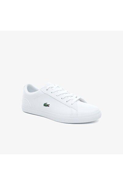 Lacoste Lerond Kadın Beyaz Sneaker 737CUJ0015