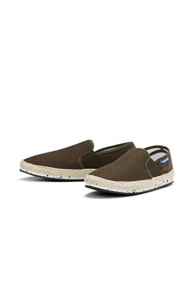 Jack & Jones Erkek Haki Casual Ayakkabı