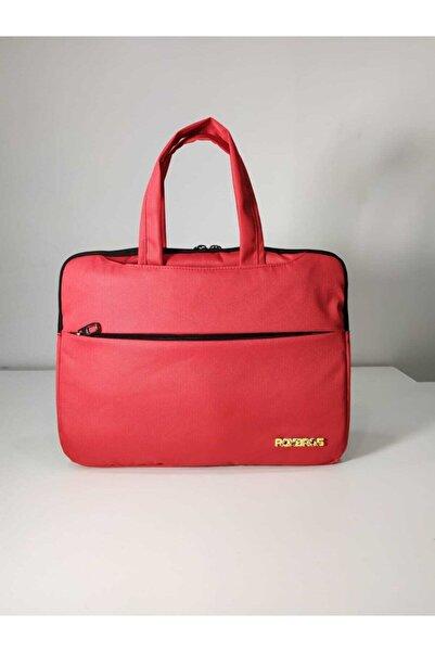 Sjâlsfrânde Macbook Pro 13 Inc 14 Inc Kırmızı Laptop Taşıma Çantası
