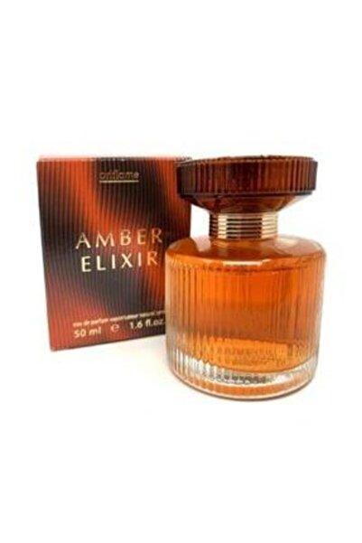 Oriflame Amber Elixir Edp 50 ml Kadın Parfüm 876352425