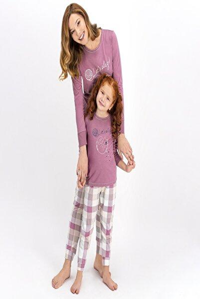 Arnetta Bayan Uzun Kol Pijama Takımı ( Anne Kız Kombin Yapılabilir Fiyatlar Ayrı Ayrıdır )