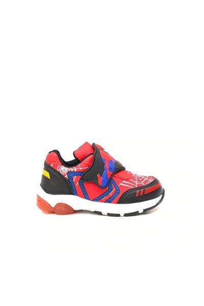 SPIDERMAN Kırmızı Erkek Çocuk Spor Ayakkabı 92.hank.p