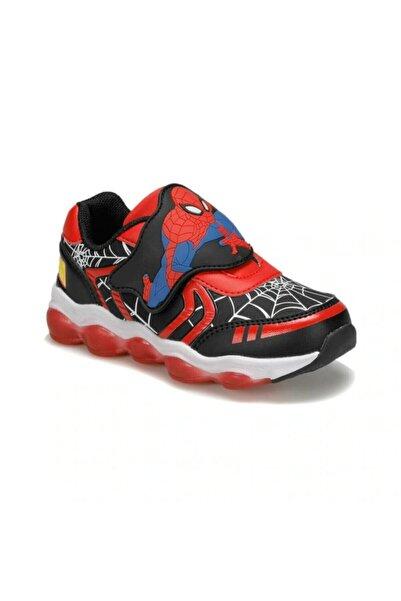 SPIDERMAN Siyah Erkek Çocuk Spor Ayakkabı 92.hank.p