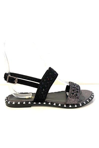 PUNTO 667158 Kadın Ince Taban Sandalet