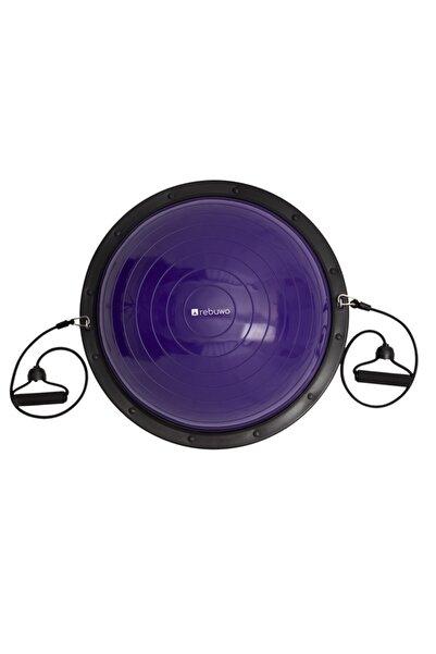 Rebuwo Mor Bosu Ball Yarı Plates Topu
