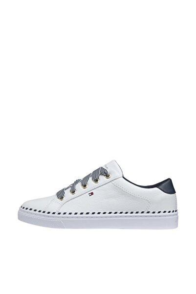 Tommy Hilfiger Kadın Nautical Lace Up Sneaker 'FW0FW04689