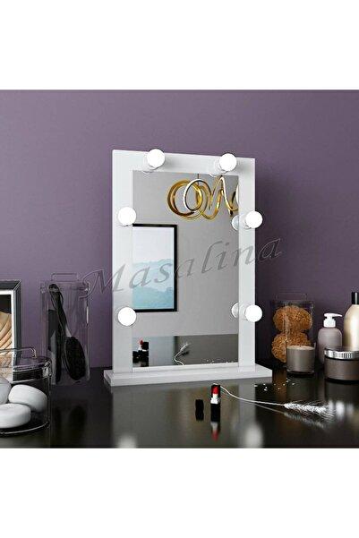 Masalina Ayna Masal Işikli Makyaj Aynası 40*60 Ayaklı