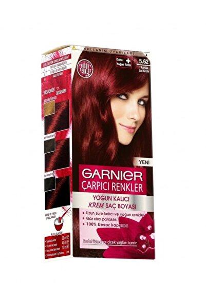 Garnier Çarpıcı Renkler No:5,62 Parlak Lal Kızıl