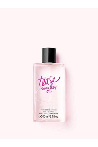 Victoria's Secret Tease Satin Body Oil Spray Cilt Besleyici Vücut Yağı