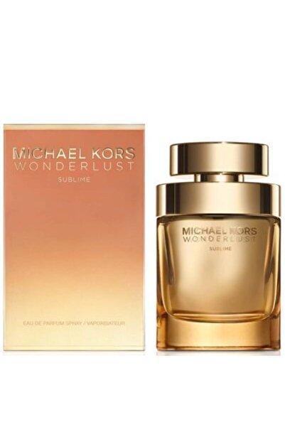 Michael Kors Wonderlust Sublime Edp 100 ml  Unisex Parfüm 22548412824