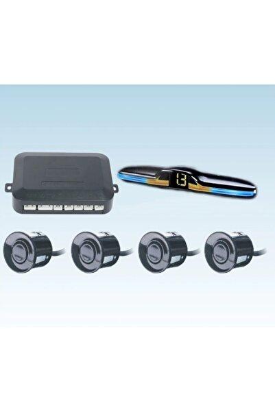 Mfk Park Sensörü 3 Renkli Led Göstergeli