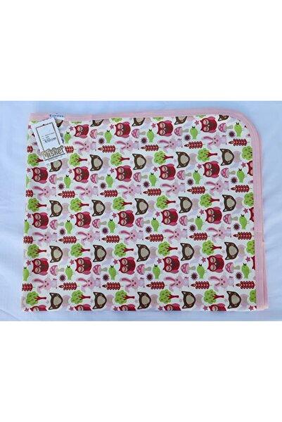 Misket Kız Bebek Pembe Penye Battaniye