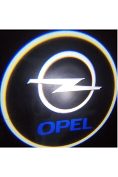 OEM Opel Kapı Altı Logo Led Hayalet Logo Iki Adet
