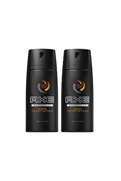 Dark Temptatıon Deo Body Sprey 150 ml X 2
