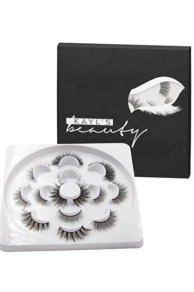 Kayl's Beauty 7li Kayl's Mix Ipek Takma Kirpik
