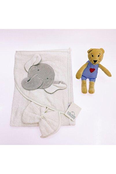 Bibaby 66247 Soft Elephant Havlu