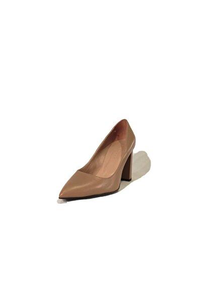 Nursace Kadın Topuklu Ayakkabı Nsc19y-a58274