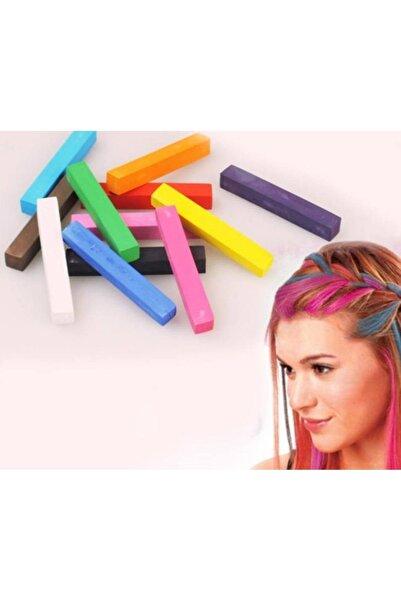 Nokta's Saç Tebeşiri Hair Chalk 12 Parça