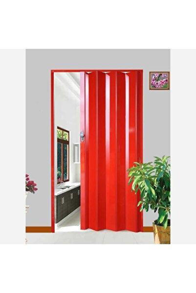 BYR Kırmızı Akordiyon Kapı 203*85
