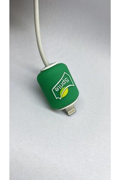 grahambell Unisex Yeşil Sevimli Kablo Koruyucu Sprite 91