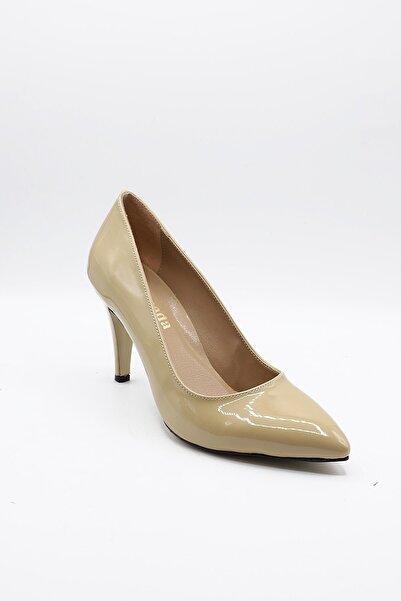 La Scada Kadın Vizon 114 Mr1330 Zn Rugan Ayakkabı