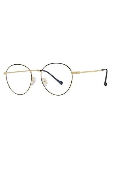 Vintage Mavi Işık Engelleme Gözlük Anti Gözlük Bilgisayar Okuma Gözlükleri Uv400 Şeffaf Lens Siyah Çerçeve