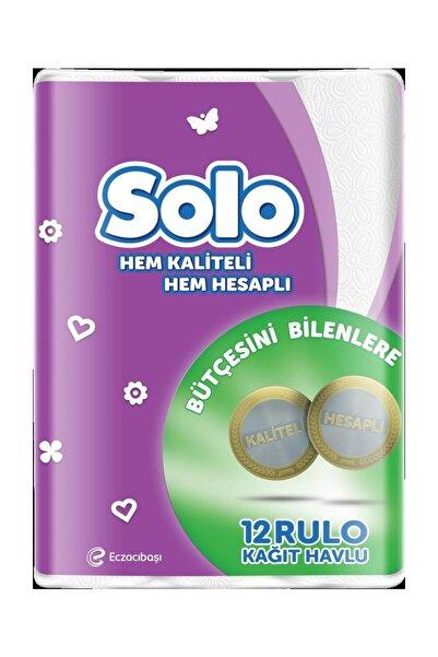 Solo Havlu Akıllı Seçim 12'li