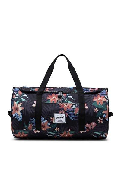 Herschel Supply Co. Herschel Sutton Summer Floral Black Spor Çantası