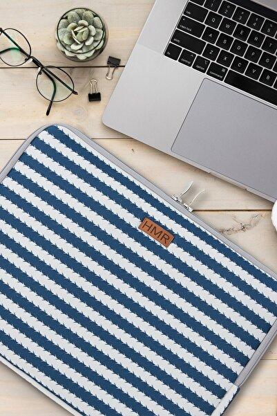 HAMUR Lacivert Easy Case 15 Inç Laptop Çantası Notebook Kılıfı