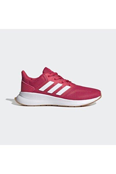 adidas Unisex Çocuk Pembe Runfalcon Koşu Ayakkabısı