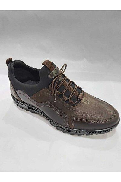 MARCOMEN Hakiki Deri Kahverengi Erkek Ayakkabı 15210312