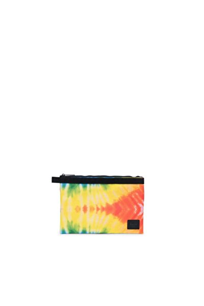 Herschel Supply Co. Herschel El Çantası Network Large Rainbow Tie Dye