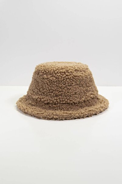 Addax Kadın S.Kahve Bucket Şapka ŞPK1031 ADX-0000022934