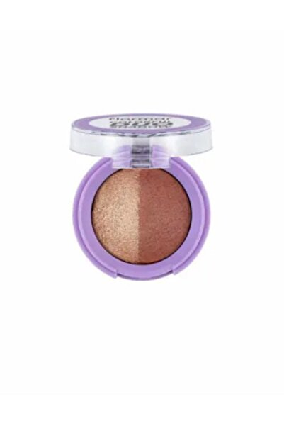 Flormar Colorful Duo Shadow 03 - Golden Glory