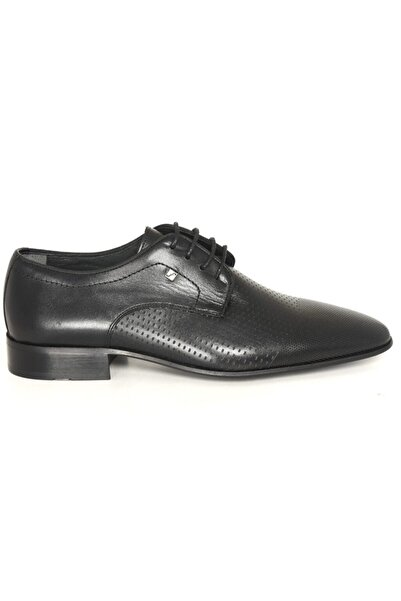 Fosco 1003 Siyah Klasik Ayakkabı