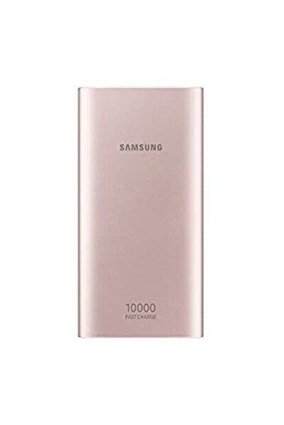 Samsung 10000 Mah Micro Usb Taşınabilir Hızlı Şarj Cihazı Powerbank Pembe