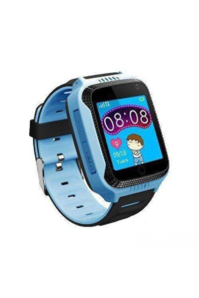 SEVEN7 Unisex Mavi Gpsli Sim Kartlı Kameralı Imei Kayıtlı Akıllı Çocuk Saati